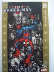 Ultimate Spider-man #100 Retail Incentive Variant